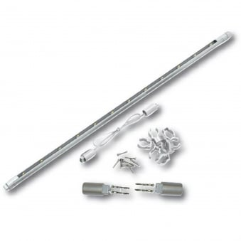 Cabinet Lighting LED Warm White Striplight Expansion Kit 600mm