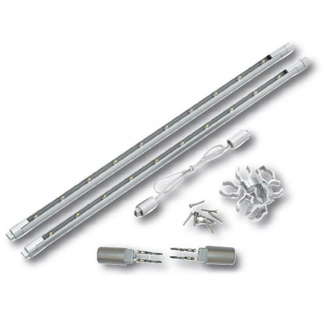Cabinet Lighting LED Warm White Striplight Expansion Kit