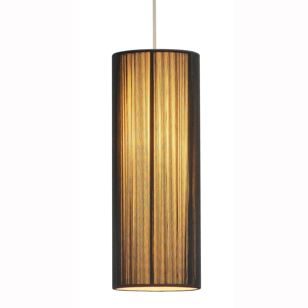 Lasson PD 2 Black Pendulum Lamp