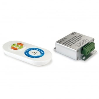 LED Remote Control and Receiver for Grok Products