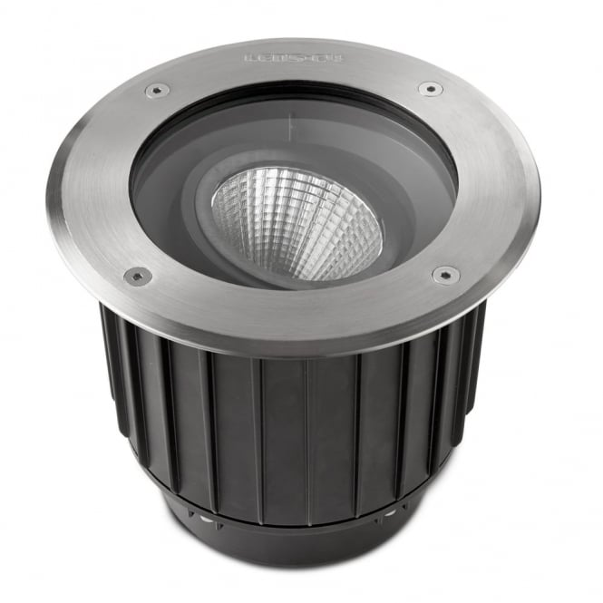 LEDS-C4 Gea 23w LED Marine Grade Stainless Steel Adjustable Ground Light 4000K IP67