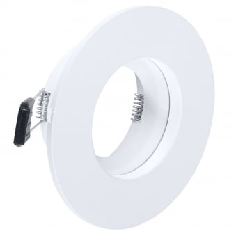 Play Deco Round IP65 Downlight Front Plate