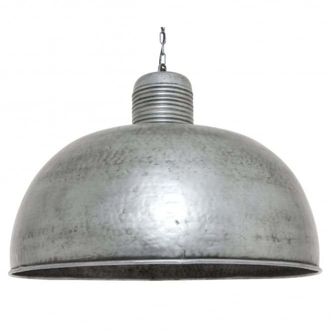 Light & Living Annabel Large Pendant in Silver