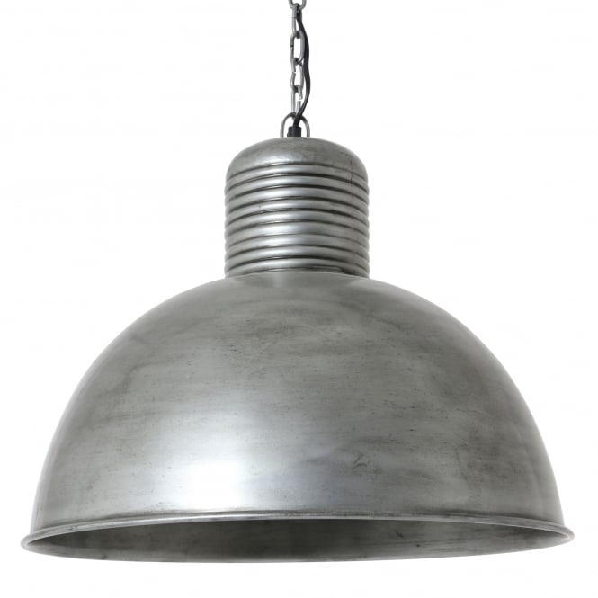 Light & Living Annalies Pendant in Pewter