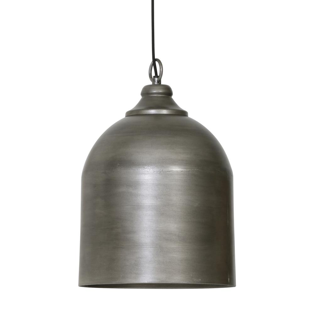 Metal Pendant Lighting Light Living Maud Bell Pendant Light In Metal Fitting Type