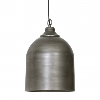 Maud Bell Pendant Light in Metal