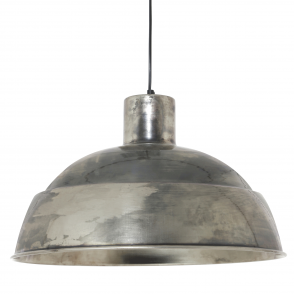 Talitha Pendant in an Aged Antique Nickel Finish