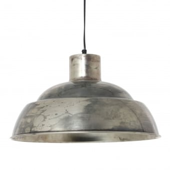 Tamara Pendant in Antique Nickel