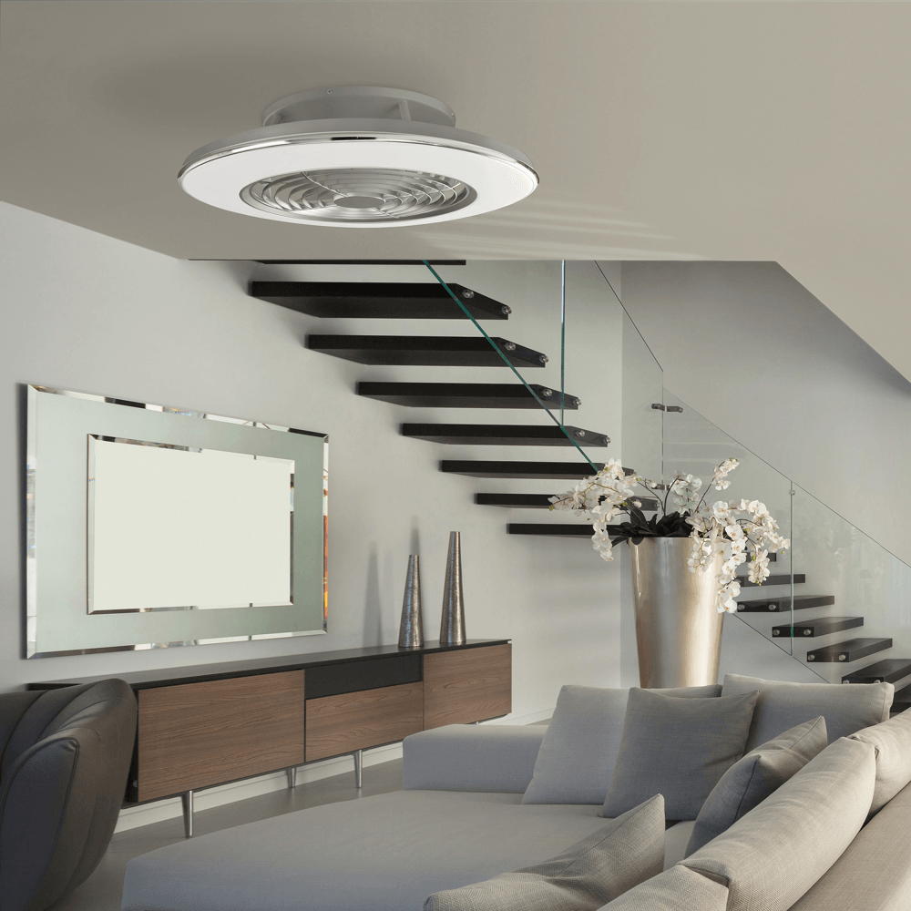 M6706 Alisio 70w LED Dimmable Ceiling Fan and Light Remote Control