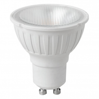 5.5w LED Warm White 500 Lumen Dimmable GU10 Lamp