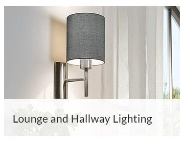 Lounge & Hallway Lighting