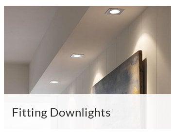 Fitting Downlights