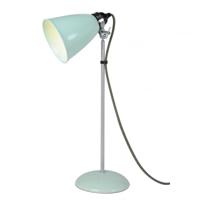 Original BTC Hector Medium Dome Table Light in Pale Green