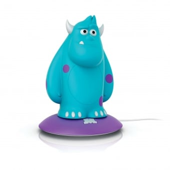 SoftPal Sulley Monsters Inc LED Light