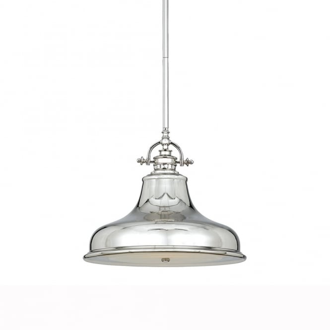 Quoizel Emery Pendant in Imperial Silver