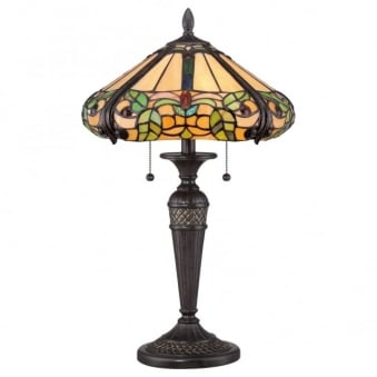 Tiffany Harland Table Lamp in Bronze