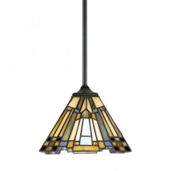 Tiffany Inglenook Mini Pendant