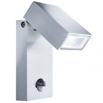 LED Outdoor Bracket Wall Light With PIR Sensor