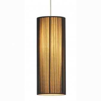 Lasson PD-2 Black Pendulum Lamp