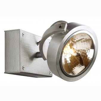 Kalu 1 Single Spotlight Surface Mounted Ceiling and Wall Light