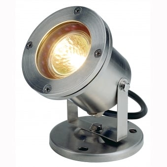 Nautilus MR16 Stainless Steel Spotlight